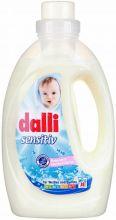 Dalli Гель для стирки универсальный гипоаллергенный Sensitive для детей 48 стирок 3,6 л
