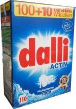 Dalli Стиральный порошок для белого и светлого белья 110 стирок 7,15 кг