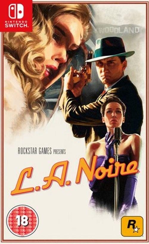 Игра L.A. Noire (Nintendo Switch)
