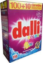 Dalli Стиральный порошок для цветного белья Color 110 стирок 7,15 кг