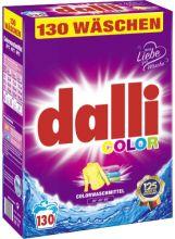 Dalli Стиральный порошок Color для цветных тканей 130 стирок 8,45 кг