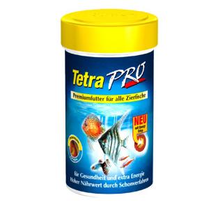Корм Tetra Pro Crisps чипсы 20гр для всех видов рыб