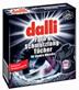 Dalli Салфетки для стирки чёрного и тёмного белья защита цвета и ткани 10 стирок