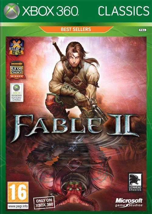 Игра Fable II (2) (Xbox 360)