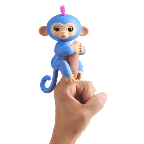 Светящаяся ручная обезьяна Finger Monkey