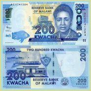Малави - 200 Квача 2012 UNC