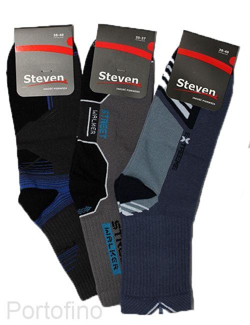 Носки спортивные хлопок для мальчиков Steven 1 пара
