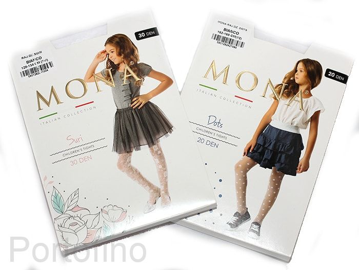 Suri детские колготки Mona 20 DEN