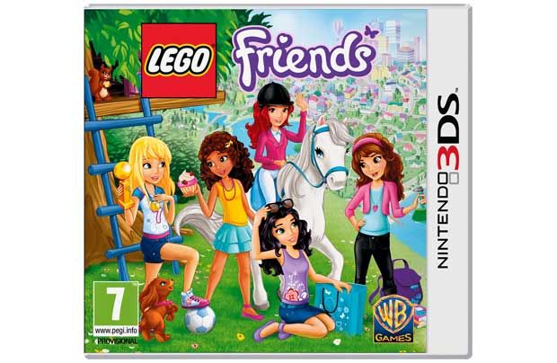 Игра Lego Friends (Nintendo 3DS)