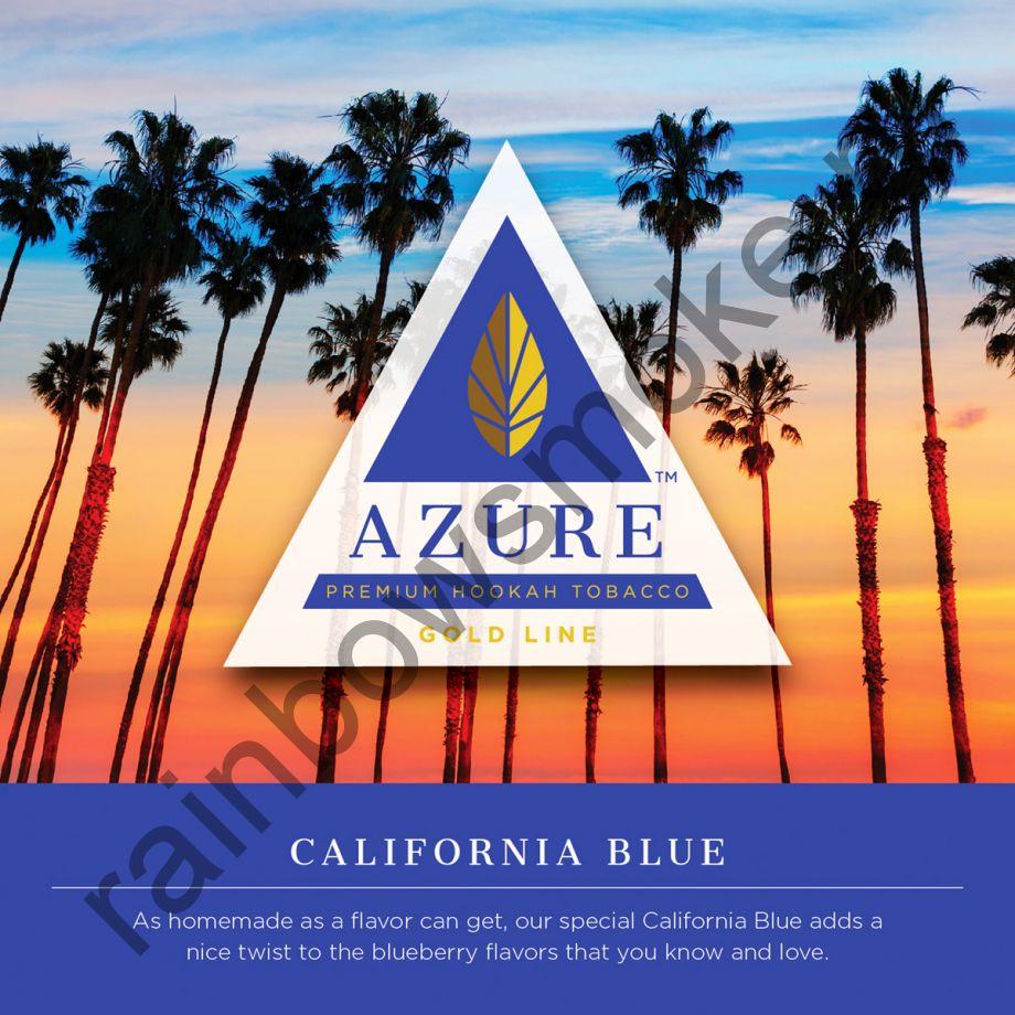 Azure Gold 50 гр - California Blue (Калифорнийская Грусть)