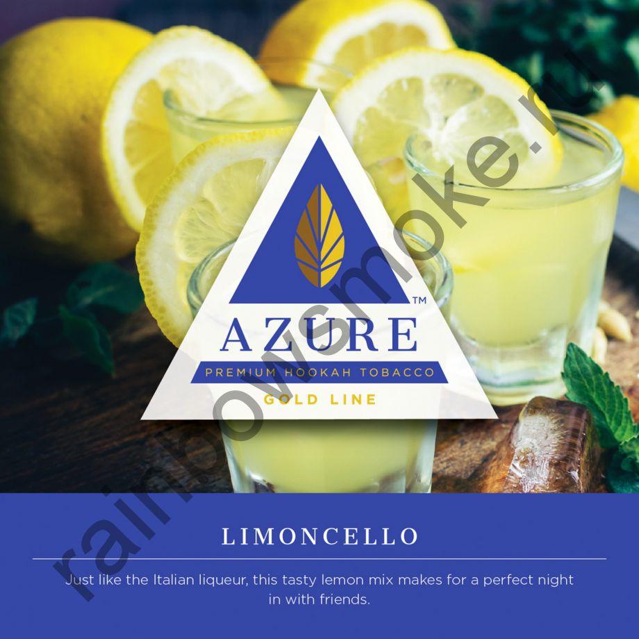 Azure Gold 50 гр - Limoncello (Лемончелло)