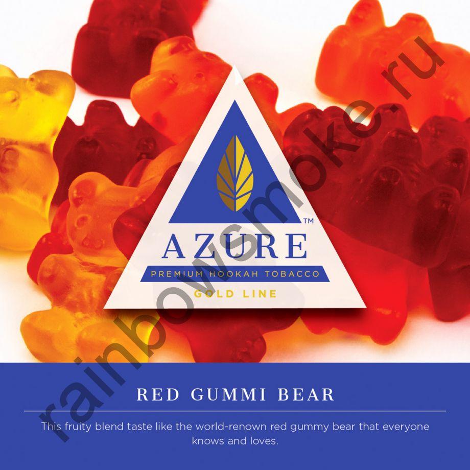 Azure Gold 50 гр - Red Gummi Bear (Красные Мармеладные Мишки)