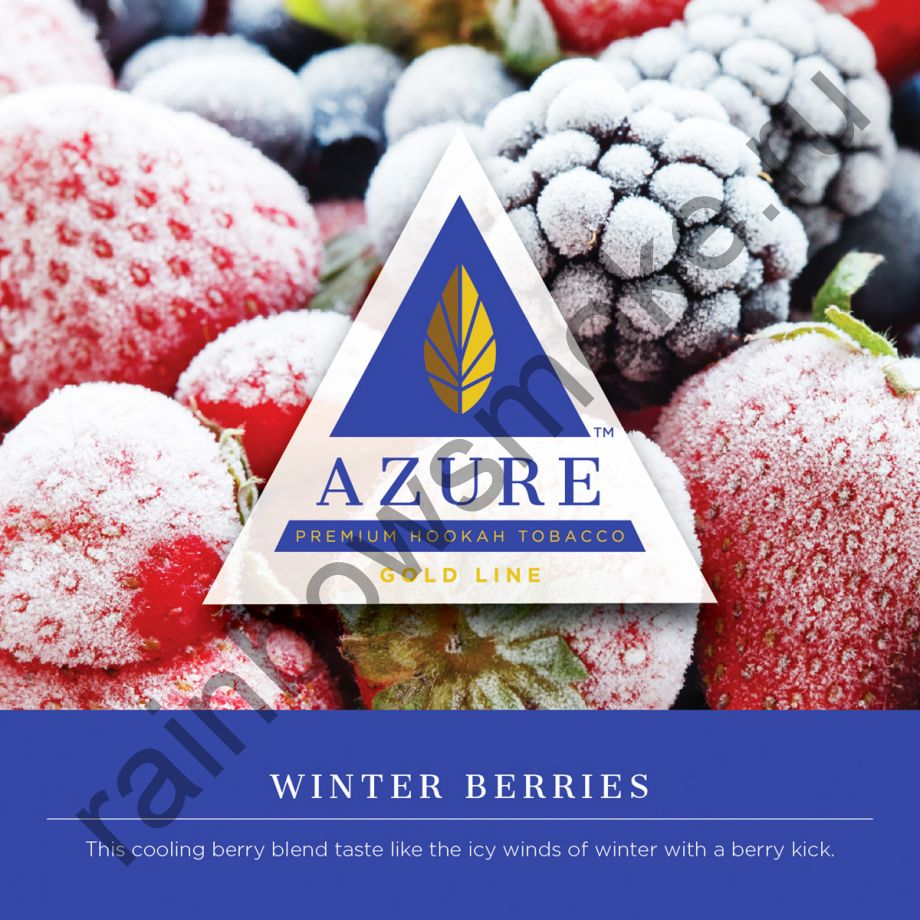 Azure Gold 50 гр - Winter Berries (Зимние Ягоды)
