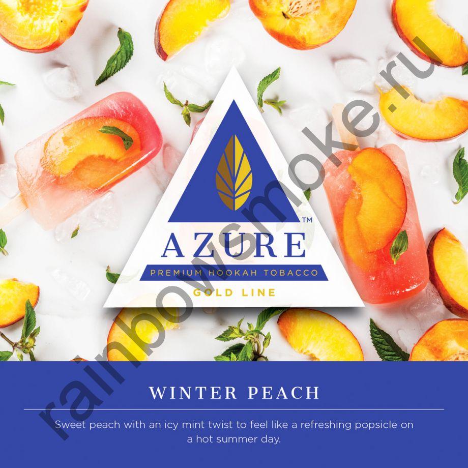 Azure Gold 50 гр - Winter Peach (Зимний Персик)