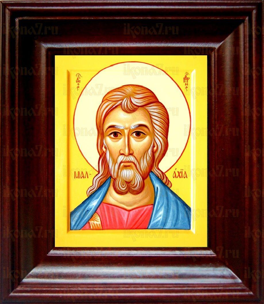 Малахия, пророк (21х24), простой киот