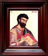 Марк, апостол (21х24), простой киот