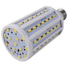 Светодиодная 60 LED лампа кукуруза E27 15W 24 - 60 вольт