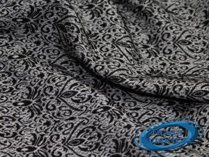 Костюмная ткань жаккард VT-9582/C#4