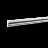 Молдинг Европласт Лепнина 1.51.400 L2000хS16хH44 мм