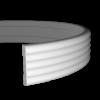Молдинг Европласт Лепнина 1.51.356 гибкий L2000хS9хH48 мм