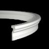 Молдинг Европласт Лепнина 1.51.355 гибкий L2000хS38хH102 мм