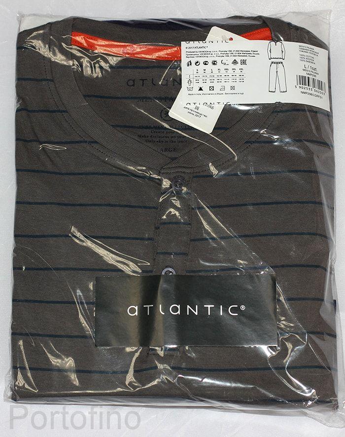 NMP-298 Пижама мужская Atlantic