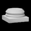 Колонна Европласт Лепнина база 1.13.800 B217хS213хH118 мм