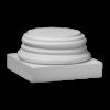 Колонна Европласт Лепнина база 1.13.900 B214хS214хH120 мм