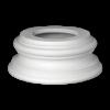 Колонна Европласт Лепнина база 1.13.400 B425хD306хS429хH170 мм