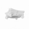 Колонна Европласт Лепнина капитель 1.11.006 B276хD186хS280хH111 мм
