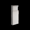 Обрамление Арок Европласт Лепнина 1.54.010 B96хS30хH248 мм