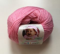 BABY WOOL (ALIZE) 194-розовый