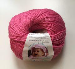 BABY WOOL (ALIZE) 33-яр. Розовый