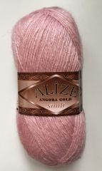 Angora gold simli (Alize) 161-пудра