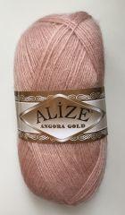 Angora gold  (Alize) 404-пудра