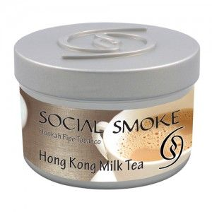 Табак для кальяна Social Smoke Hong Kong Milk Tea 250 гр