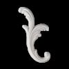 Орнамент Европласт Лепнина 1.60.111 B134хS15хH270 мм