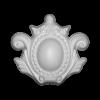 Орнамент Европласт Лепнина 1.60.026 B175хS30хH152 мм