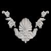Орнамент Европласт Лепнина 1.60.019 B80хS17хH50 мм