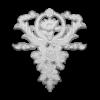 Орнамент Европласт Лепнина 1.60.037 B120хS23хH230 мм
