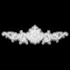 Орнамент Европласт Лепнина 1.60.028 B410хS20хH120 мм