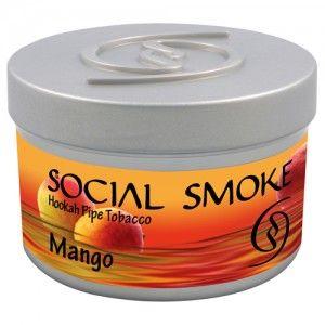 Табак для кальяна Social Smoke Mango 250 гр
