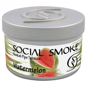 Табак для кальяна Social Smoke Watermelon 250 гр