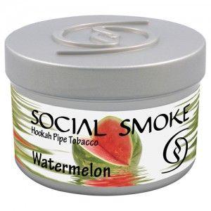 Табак для кальяна Social Smoke Watermelon 250 гр
