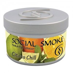 Табак для кальяна Social Smoke Citrus Chill 250 гр