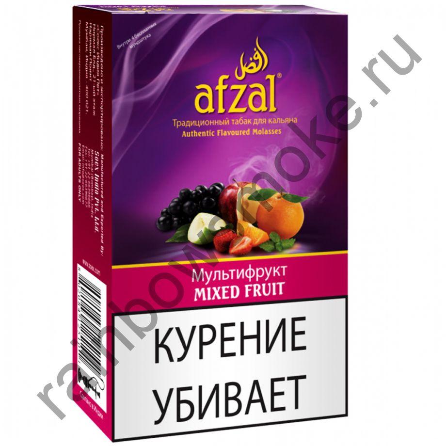 Afzal 50 гр - Mixed Fruit (Мультифрукт)