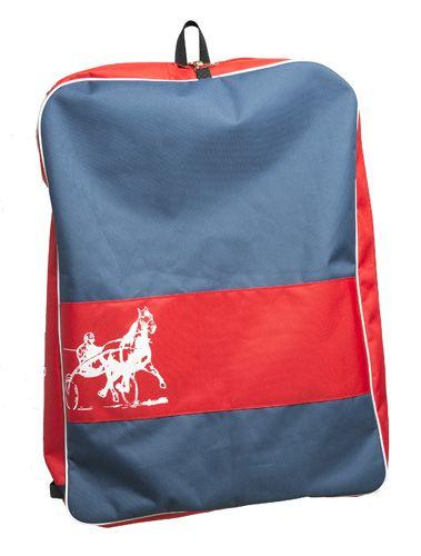 Жесткая сумка для сбруи из ткани Cordura