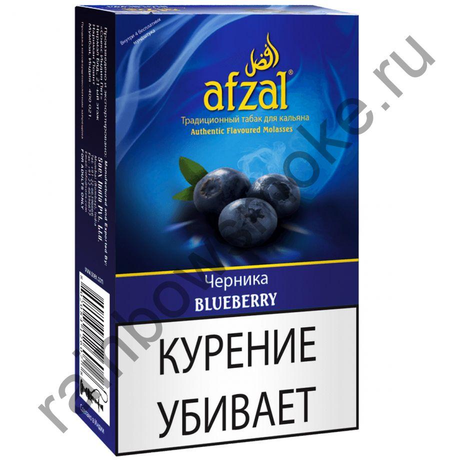 Afzal 50 гр - Blueberry (Черника)