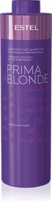 Серебристый шампунь для холодных оттенков блонд, 1л