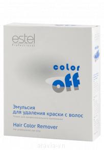 Смывка ESTEL Color Off - Эмульсия для удаления стойких красок с волос